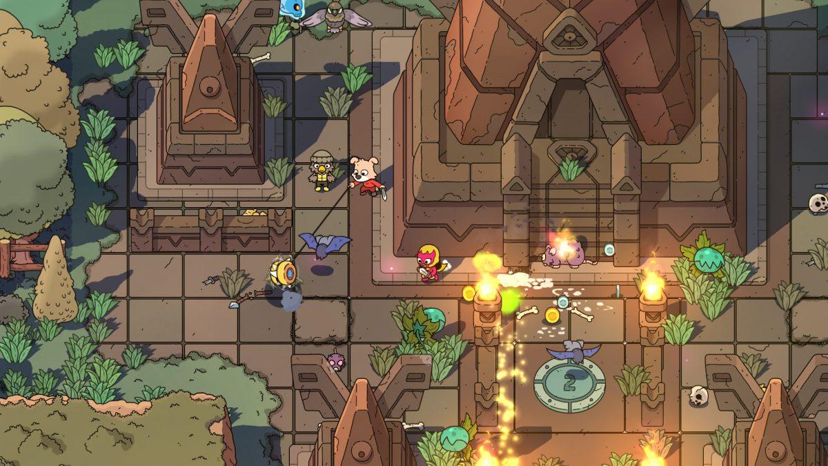 Foto 8 do jogo The Swords of Ditto
