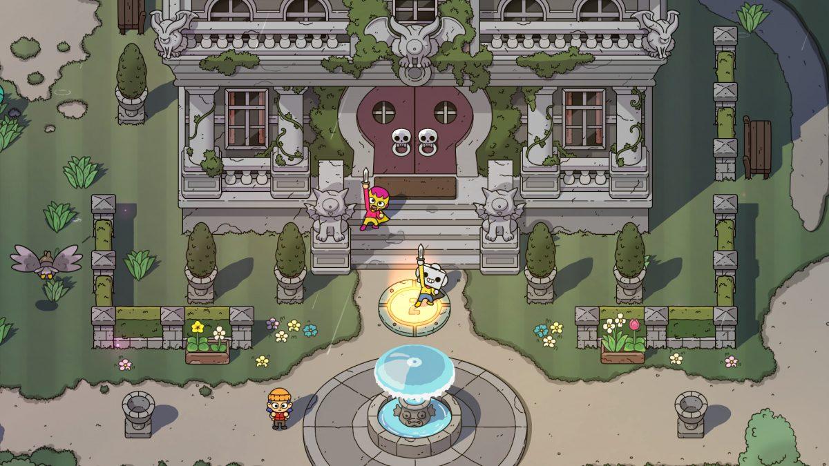 Foto 10 do jogo The Swords of Ditto