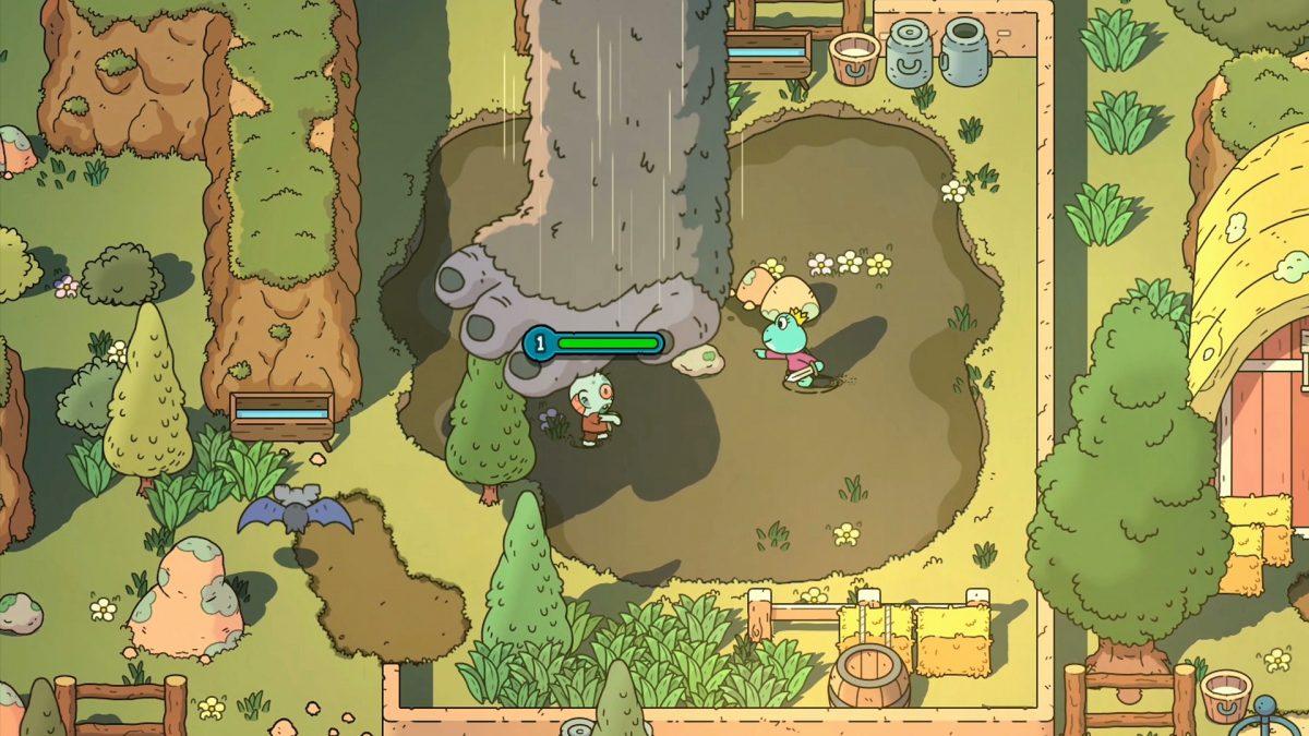 Foto 12 do jogo The Swords of Ditto