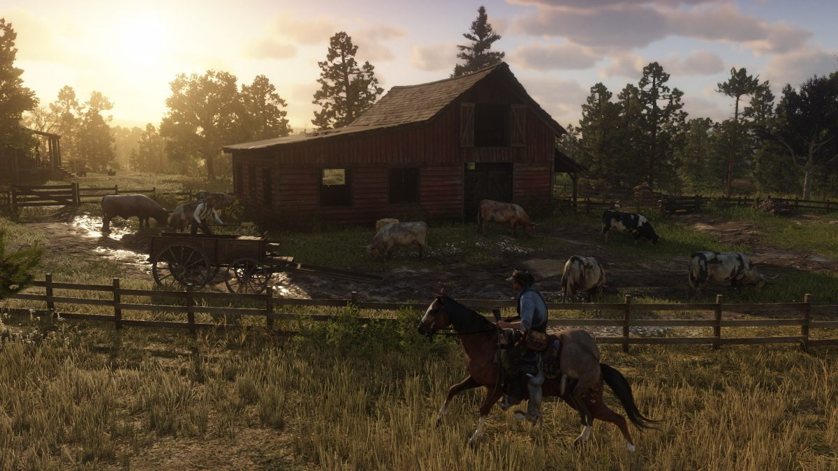 Foto 2 do jogo Red Dead Redemption 2