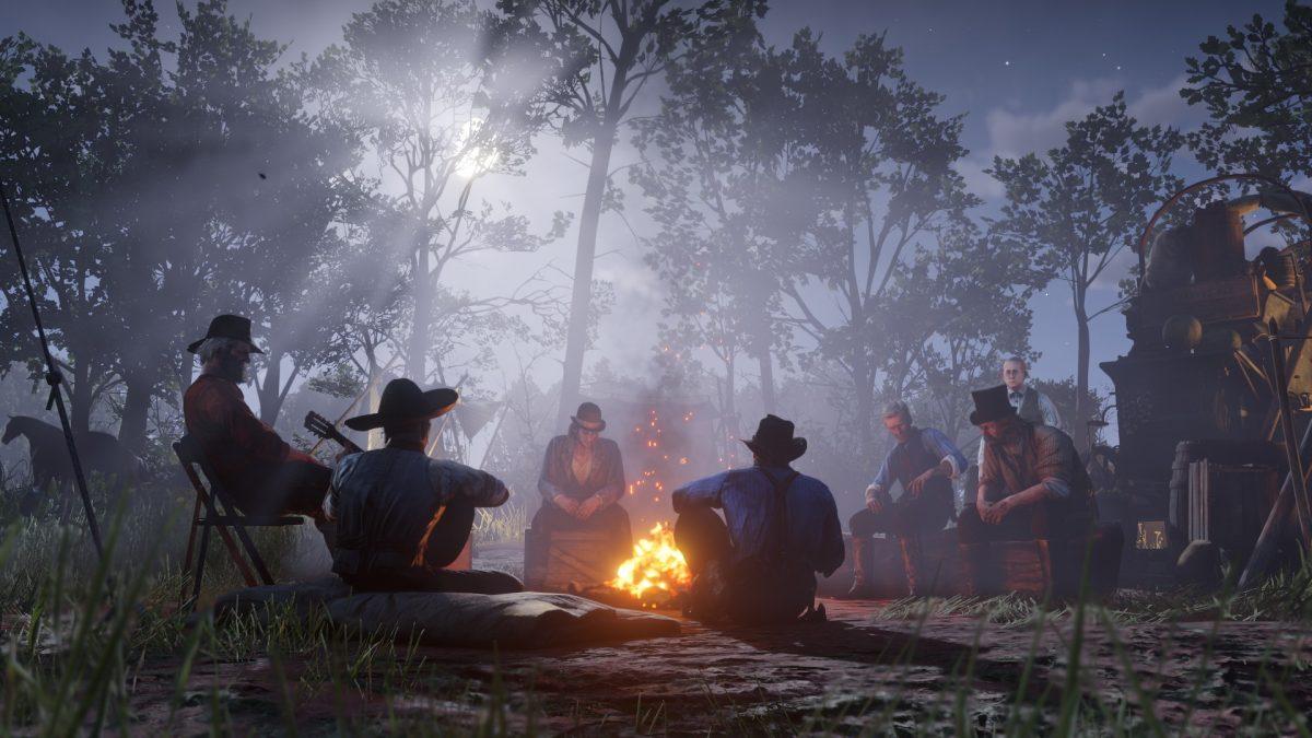 Foto 7 do jogo Red Dead Redemption 2 – Review