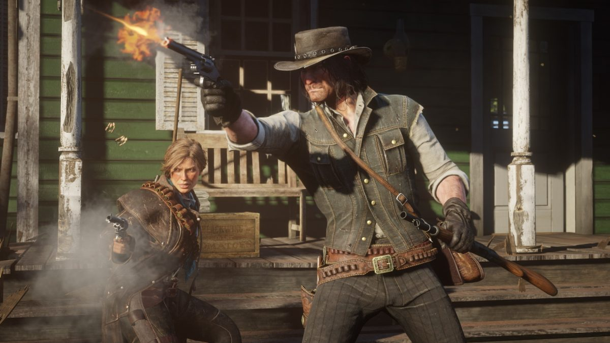 Foto 9 do jogo Red Dead Redemption 2