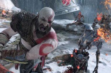 God of War vendeu mais de 5 milhões de cópias no seu primeiro mês