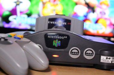 Nintendo registra nova marca e sugere que N64 mini pode está a caminho