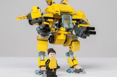 Overwatch ganhará conjunto de brinquedos Lego