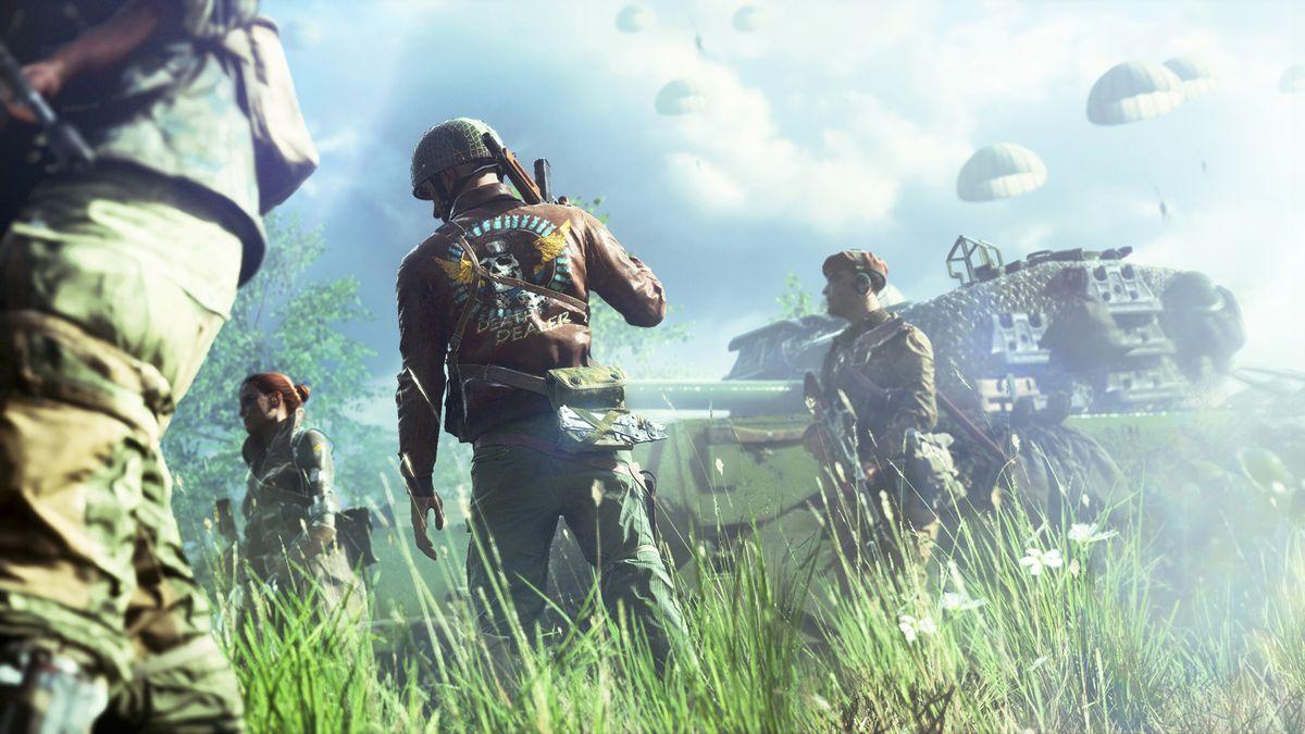 DICE não desenvoveu Battle Royale de Battlefield V