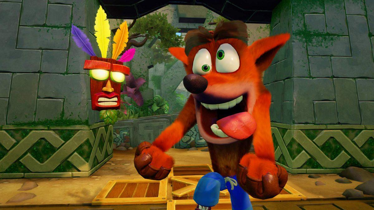 Foto 1 do jogo Crash Bandicoot N. Sane Trilogy – Review