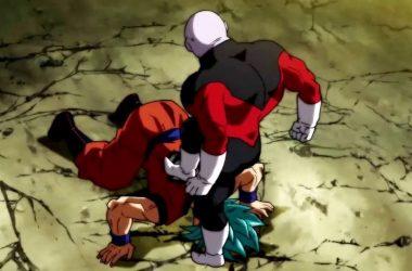 Jiren Humilha Goku