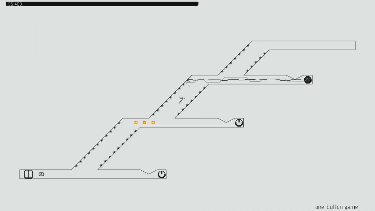 Foto 8 do jogo N++ Ultimate Edition (Nintendo Switch) – Review