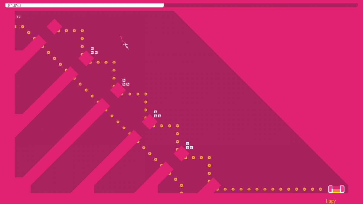 Foto 15 do jogo N++ Ultimate Edition (Nintendo Switch) – Review