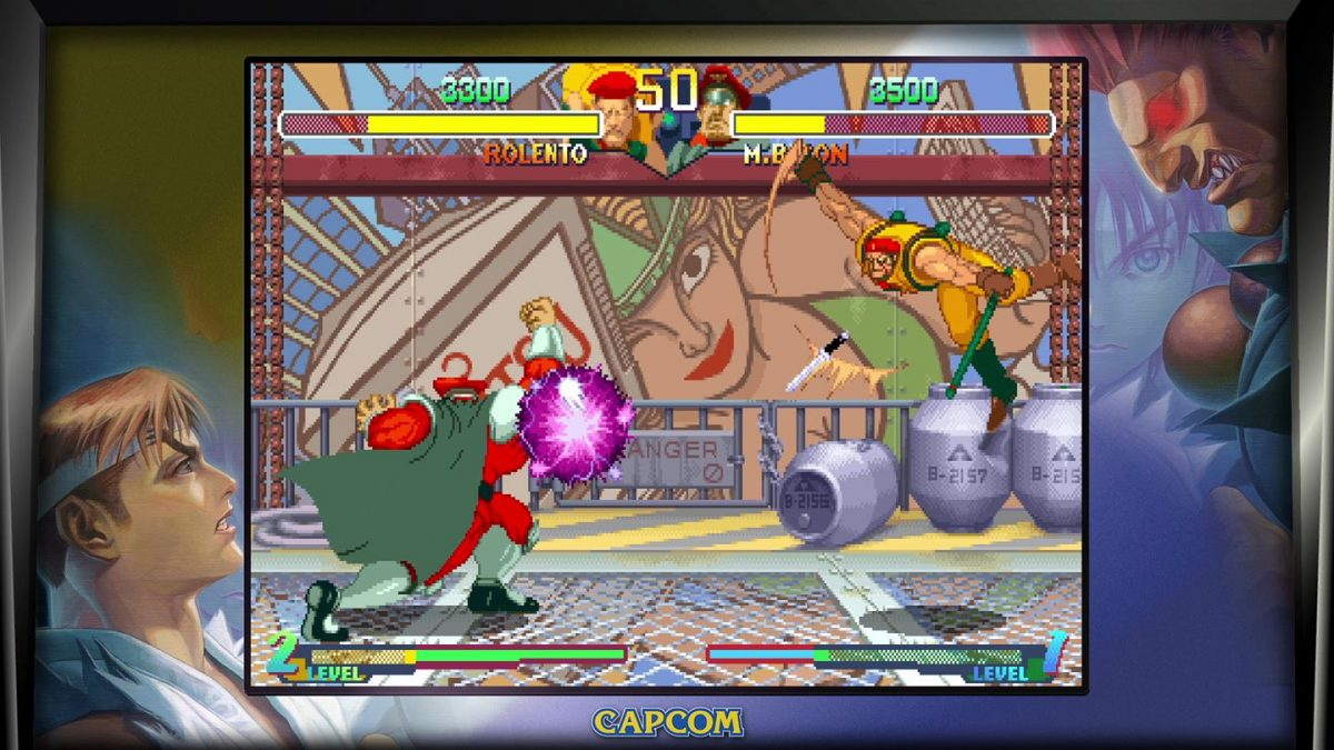 Foto 1 do jogo Street Fighter 30th Anniversary Collection – Review