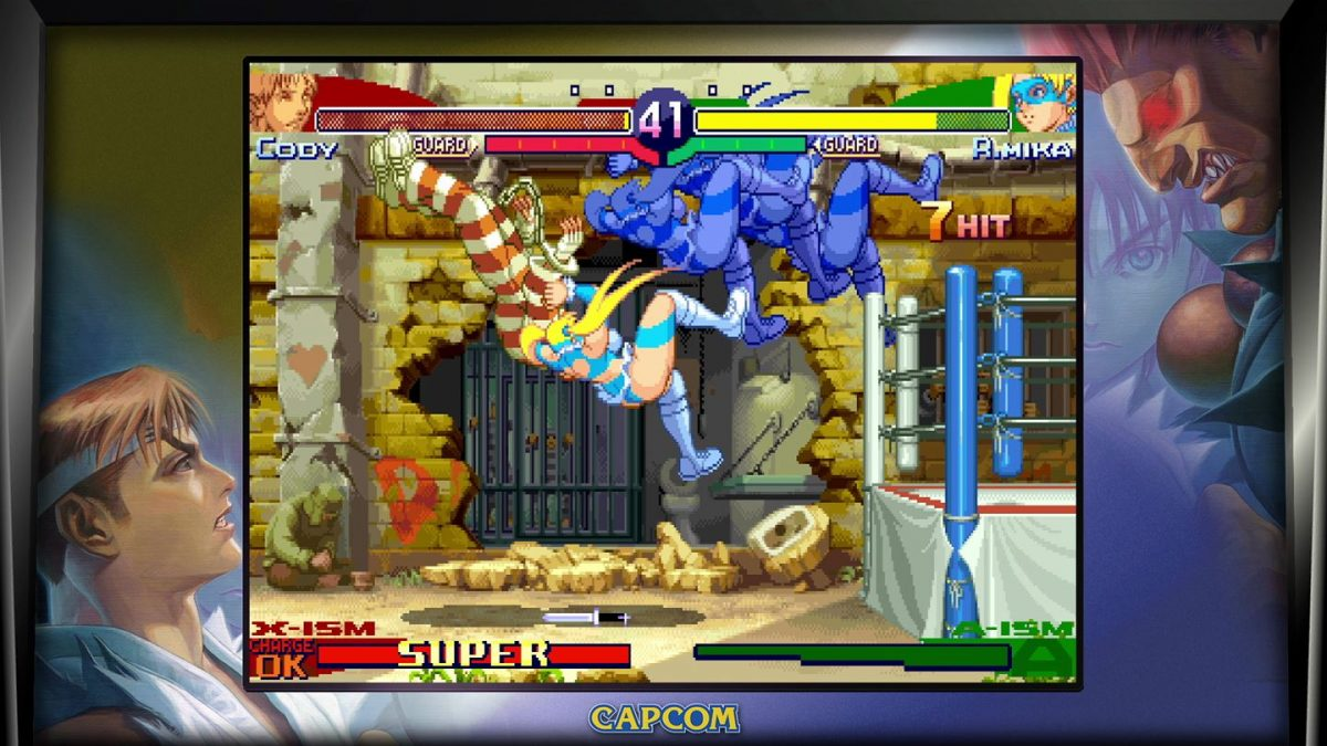 Foto 2 do jogo Street Fighter 30th Anniversary Collection – Review