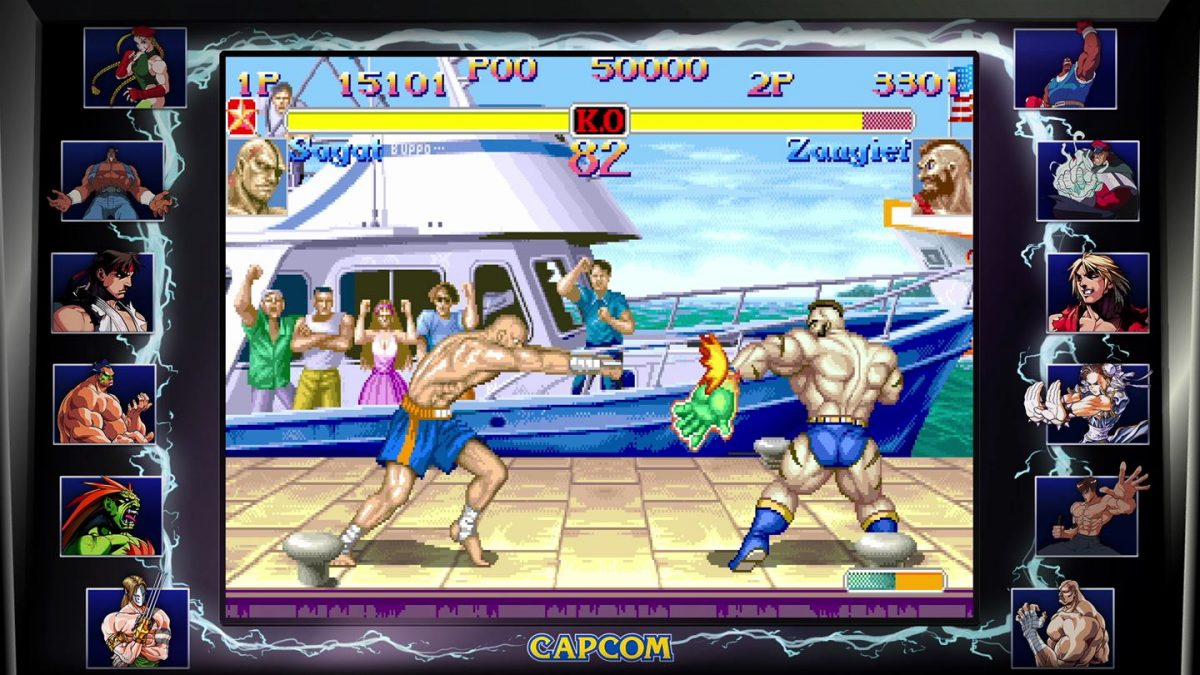 Foto 4 do jogo Street Fighter 30th Anniversary Collection – Review