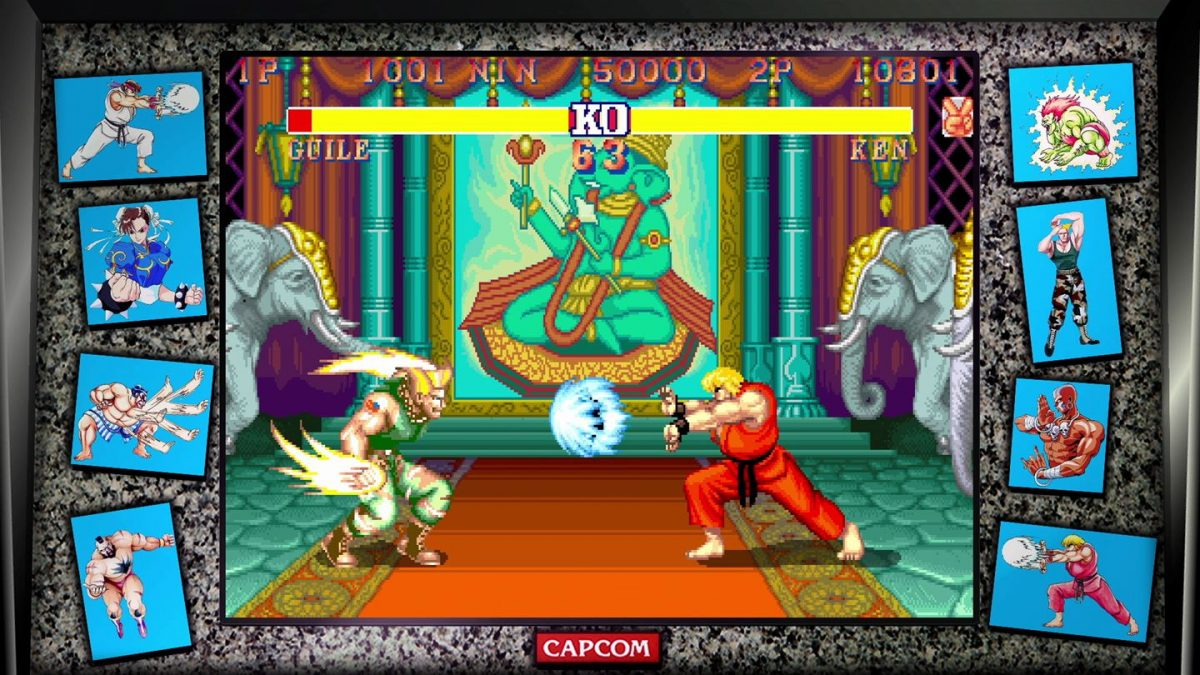 Foto 5 do jogo Street Fighter 30th Anniversary Collection – Review