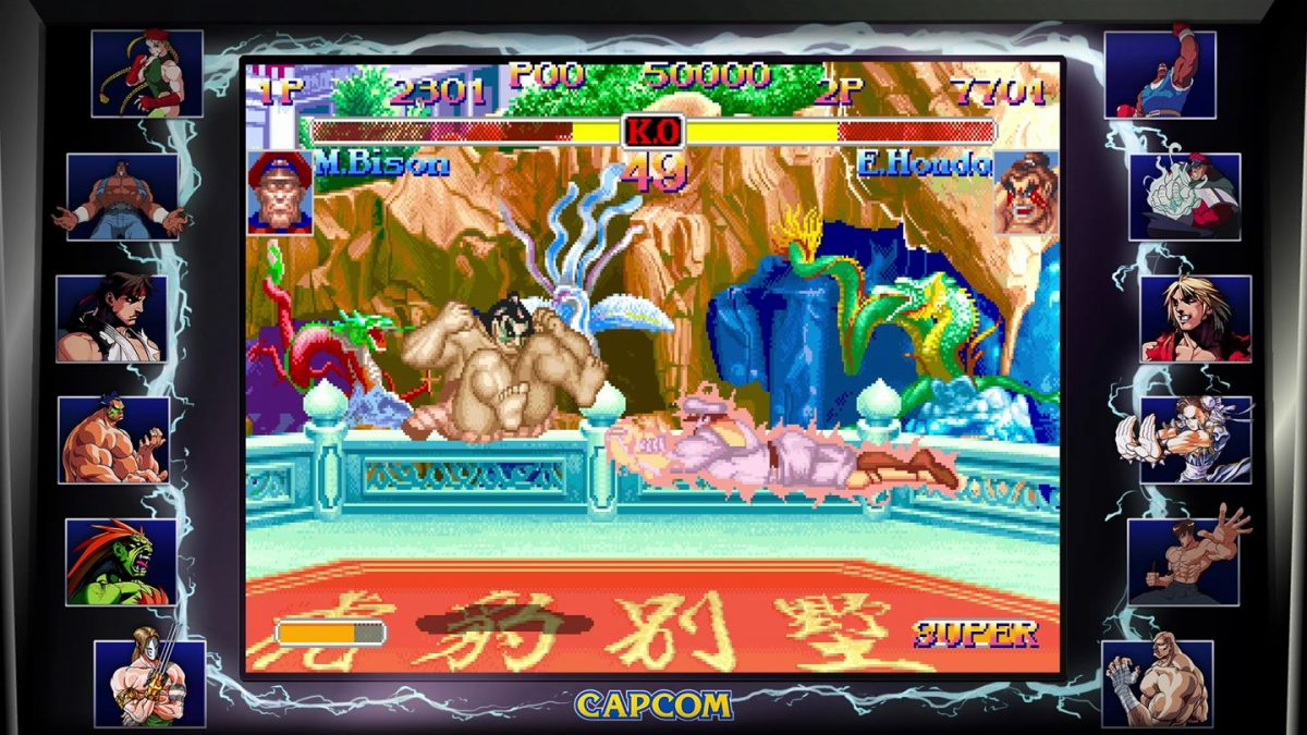 Foto 6 do jogo Street Fighter 30th Anniversary Collection – Review