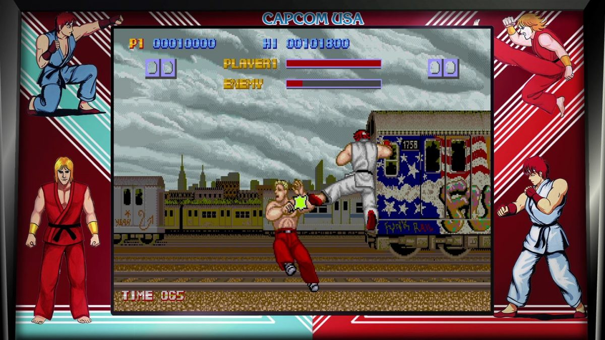 Foto 7 do jogo Street Fighter 30th Anniversary Collection – Review