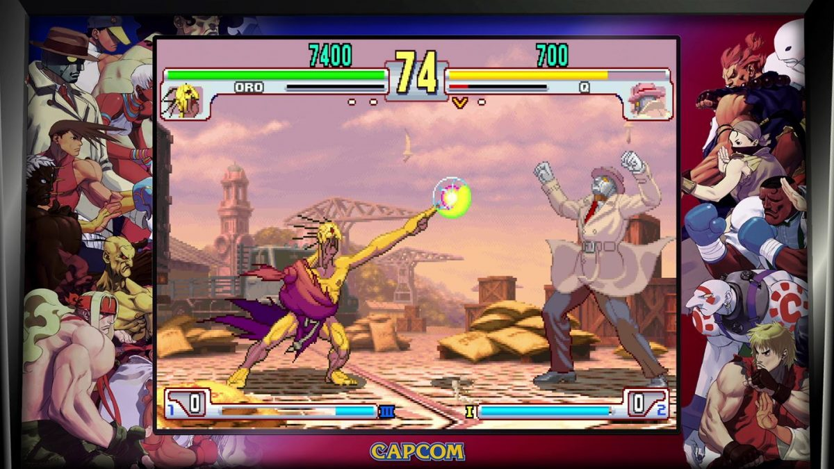 Foto 8 do jogo Street Fighter 30th Anniversary Collection – Review