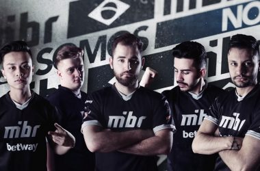 MiBR apresenta sua nova line-up com os ex-jogadores da SK Gaming