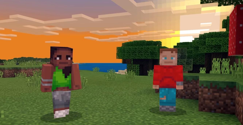 Nintendo lança trailer de Minecraft destacando o cross-play entre