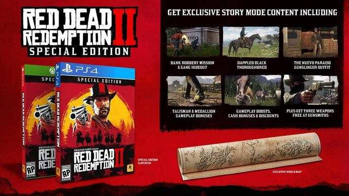 Special Edition Red Dead Redemption 2