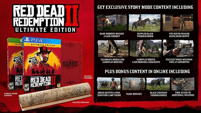Ultimate Edition Red Dead Redemption 2
