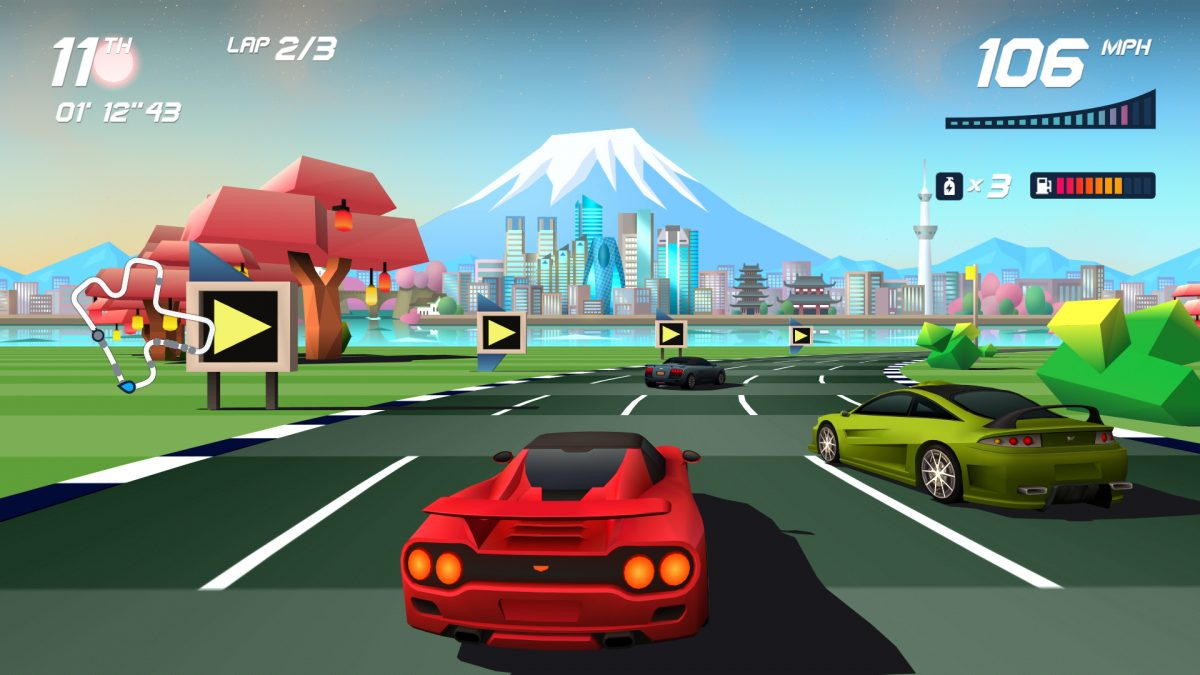 Foto 1 do jogo Horizon Chase Turbo – Review