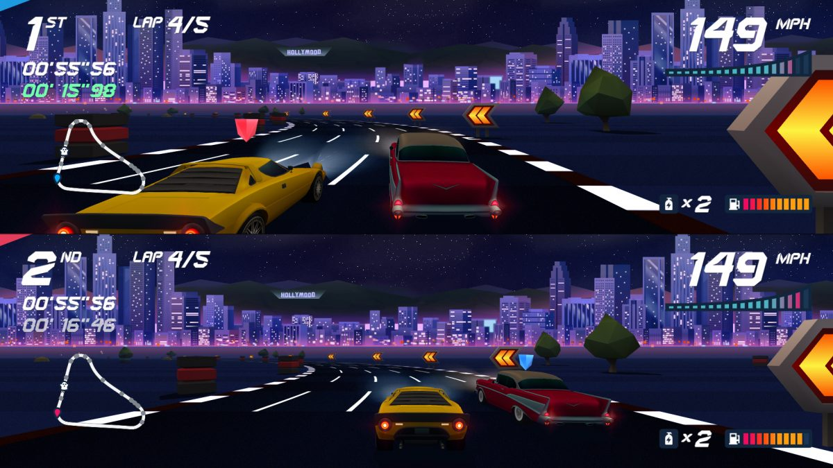 Foto 3 do jogo Horizon Chase Turbo – Review