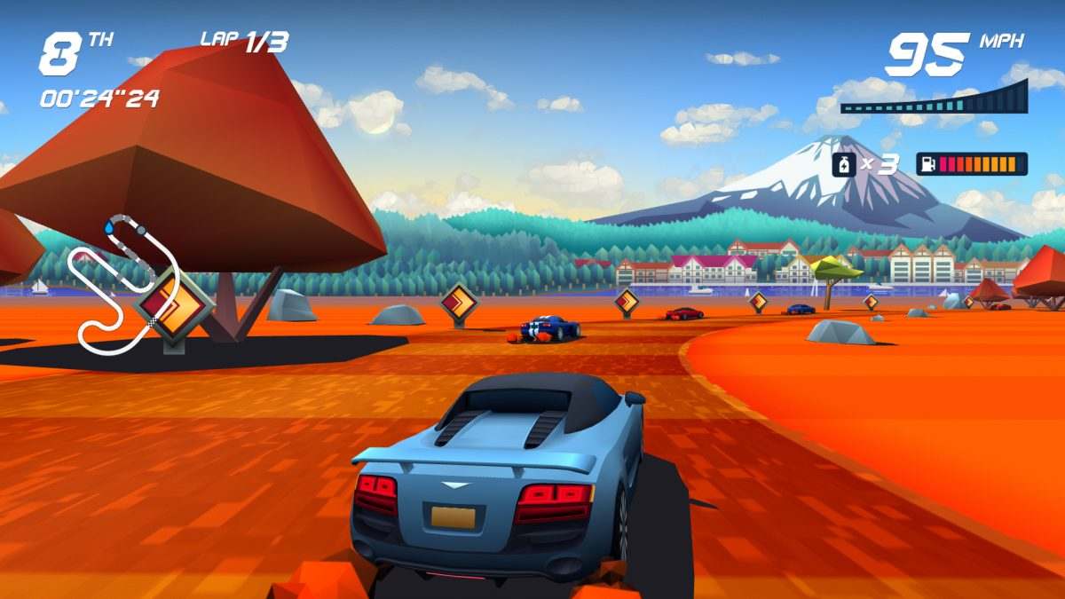 Foto 4 do jogo Horizon Chase Turbo – Review