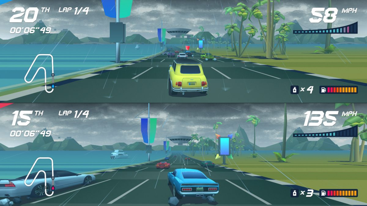 Foto 5 do jogo Horizon Chase Turbo – Review