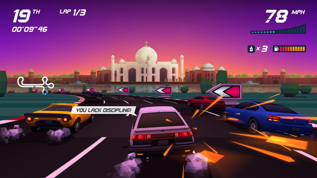 Foto 6 do jogo Horizon Chase Turbo – Review