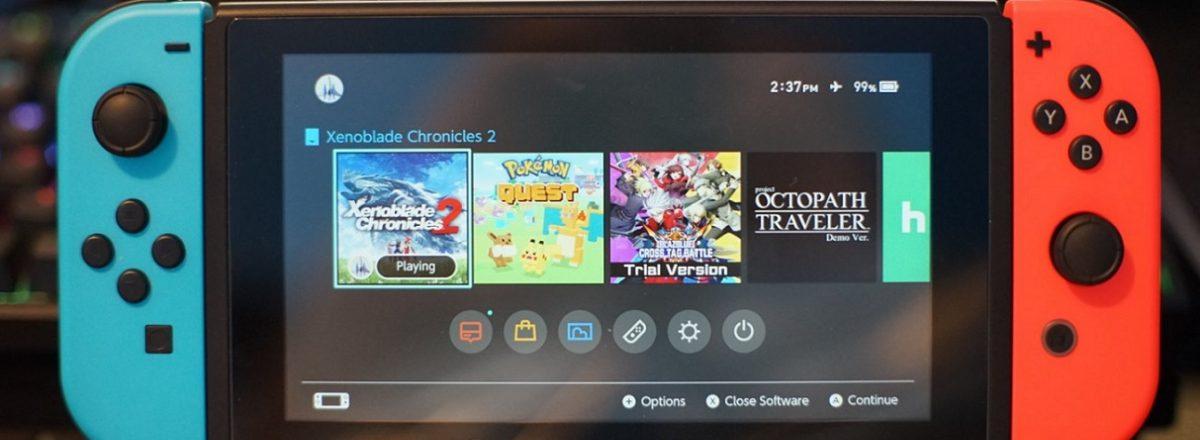 Nintendo afirma que os ports para o Switch devem chegar mais rápido a partir de 2019