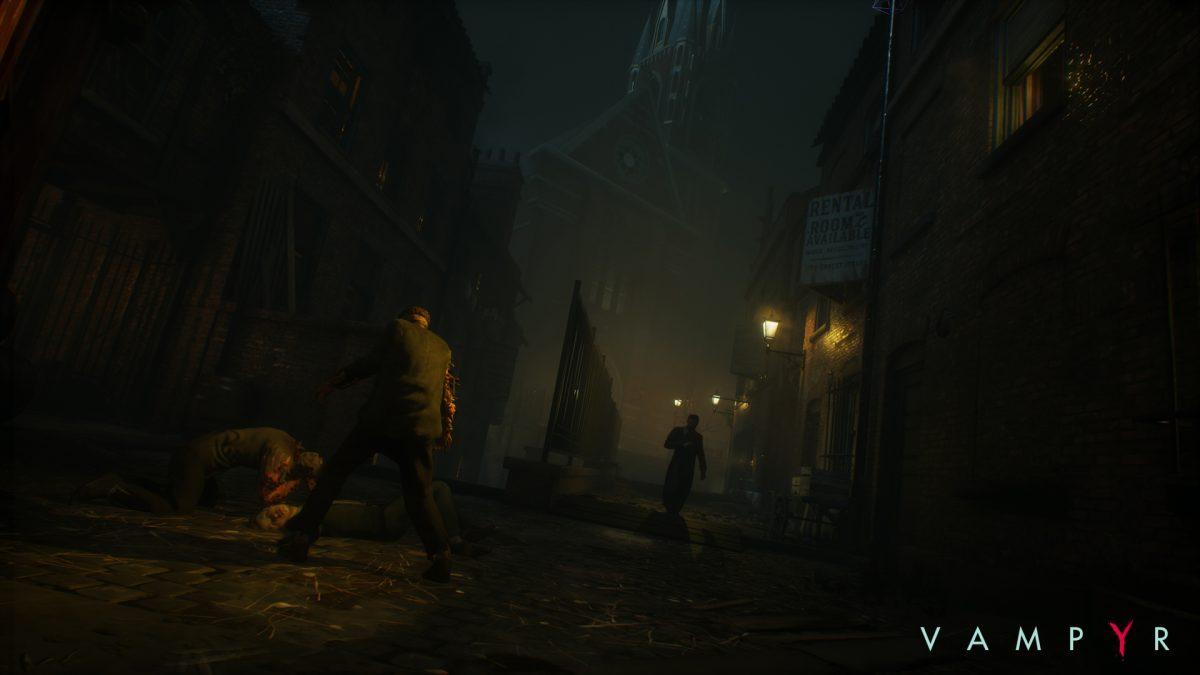Foto 9 do jogo Vampyr – Review