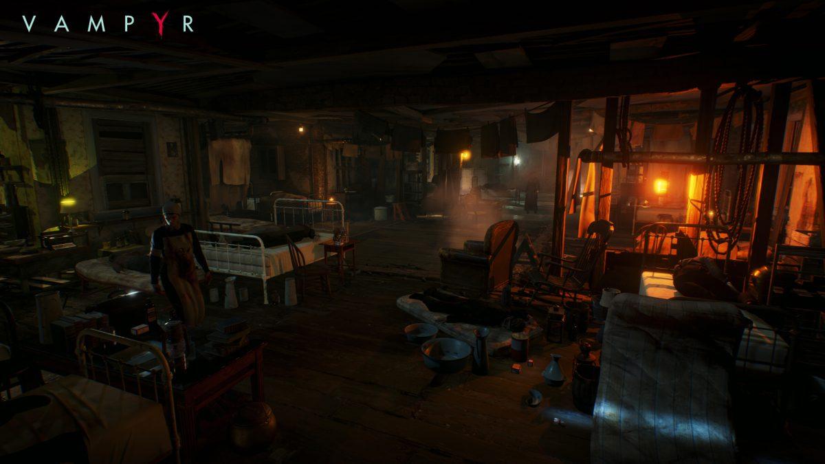 Foto 8 do jogo Vampyr – Review