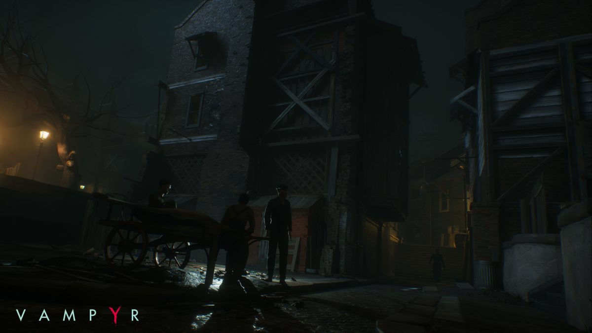 Foto 7 do jogo Vampyr – Review