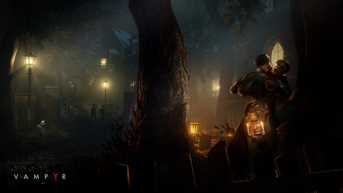 Foto 4 do jogo Vampyr – Review
