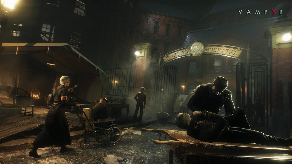 Foto 3 do jogo Vampyr – Review