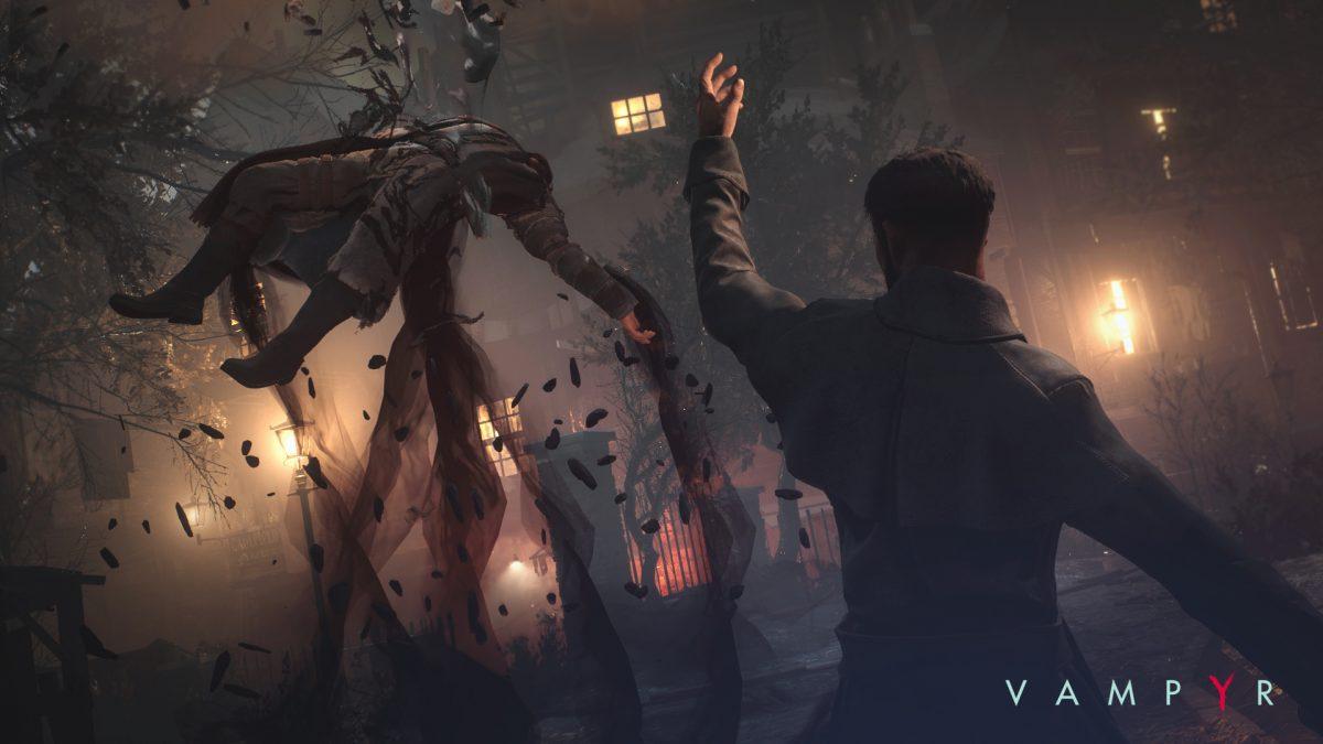 Foto 2 do jogo Vampyr – Review