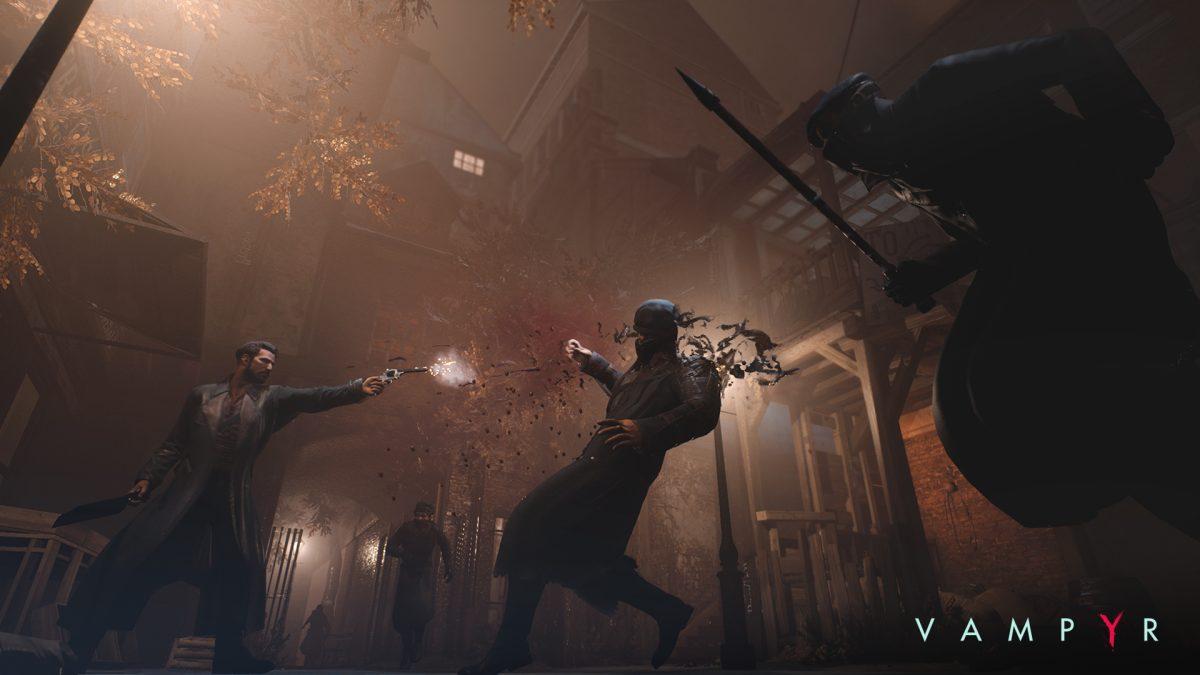 Foto 1 do jogo Vampyr – Review