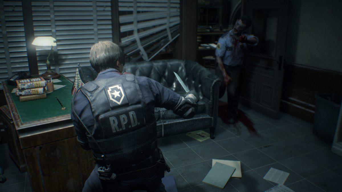 Foto 13 do jogo Resident Evil 2 Remake