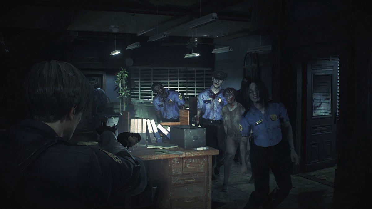 Foto 16 do jogo Resident Evil 2 Remake – Review