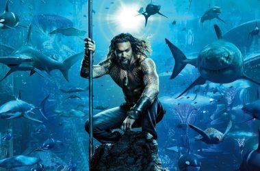 Revelado primeiro pôster de Aquaman