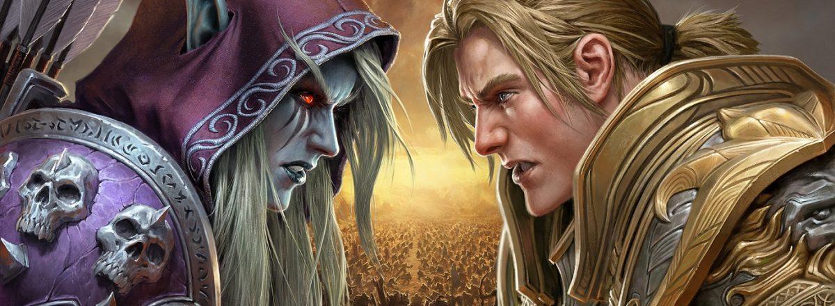 Pré-patch de Battle for Azeroth chega em World of Warcraft na próxima semana