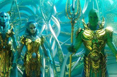 Nova imagem de Aquaman revela o visual do Fisherman King