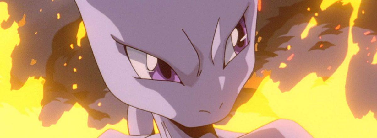 Próximo filme de Pokémon será focado no Mewtwo