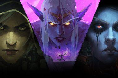 Blizzard lançará curtas animados focados em Sylvanas, Jaina e Azshara