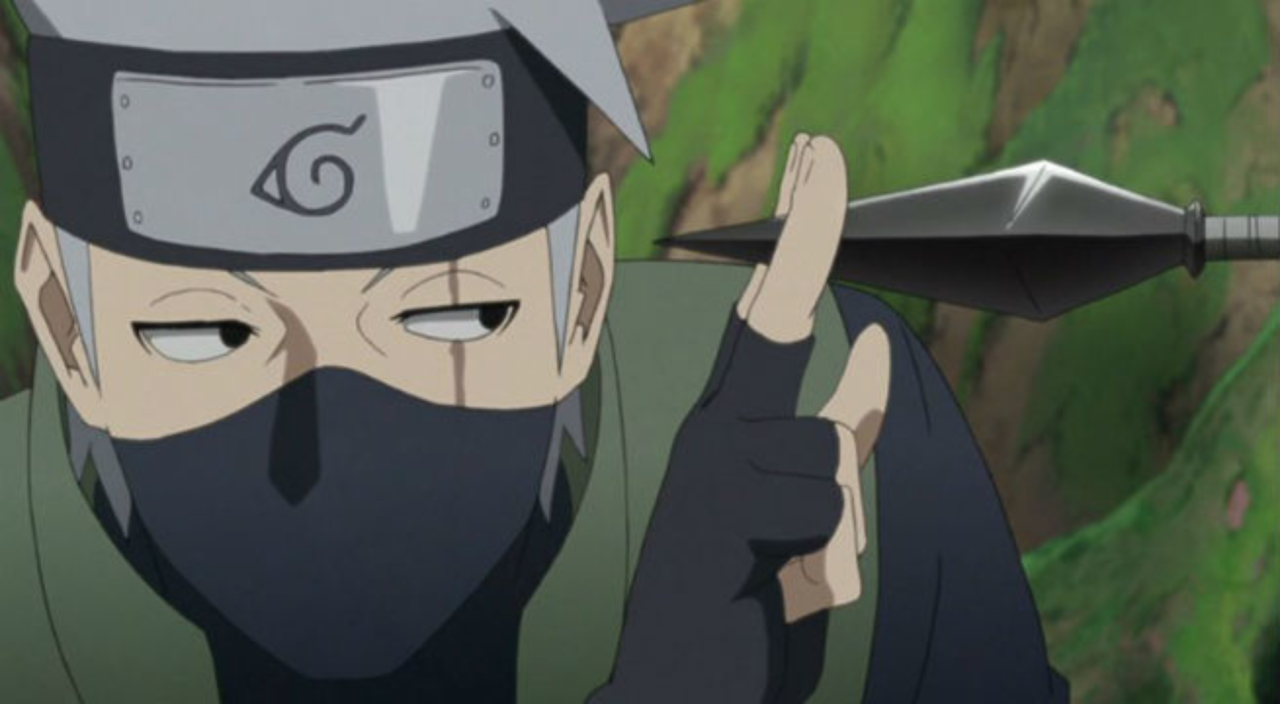 Afinal Por Que Kakashi Nao Casou Se No Fim De Naruto Shippuden