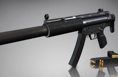 Valve revela que CS:GO finalmente terá a MP5