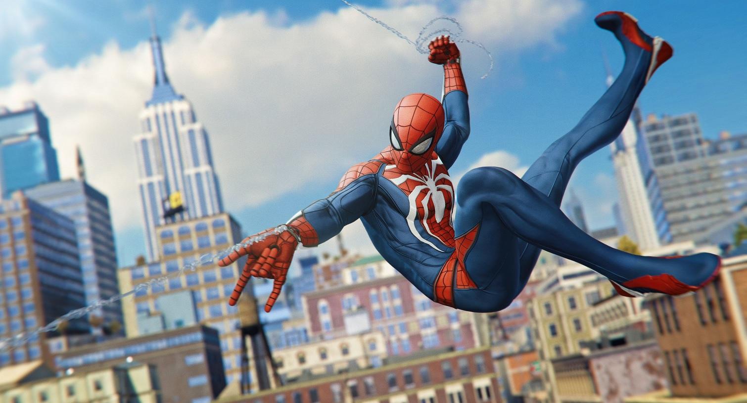 Primeiro DLC de Spider-Man chega em Outubro