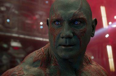 Dave Bautista afirma que não fará Guardiões da Galáxia Vol. 3 se o roteiro de James Gunn não for usado