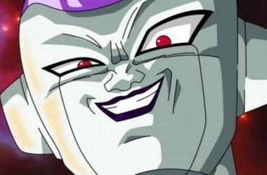 Freeza estatua falante Dragon Ball Super Broly